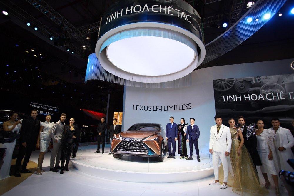 10 ấn tượng của vietnam motor show 2019
