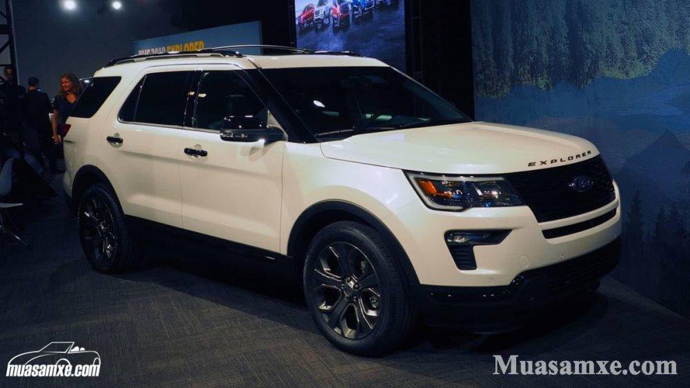 Đánh giá ưu nhược điểm ford explorer 2018. Có nên mua hay không