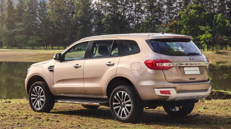 Đánh giá ưu nhược điểm xe ford everest 2019 có nên mua không
