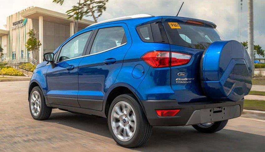 Đánh giá xe ford ecosport sơ bộ. Nội thất hoàn hảo