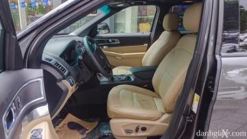 Đánh giá xe ford explorer 2017