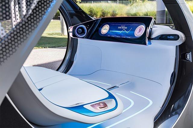 Tính năng mới nhất của những chiếc xe thông minh 2020
