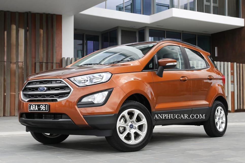 Ưu nhược điểm của xe ford ecosport vẫn chất lượng trong tầm giá