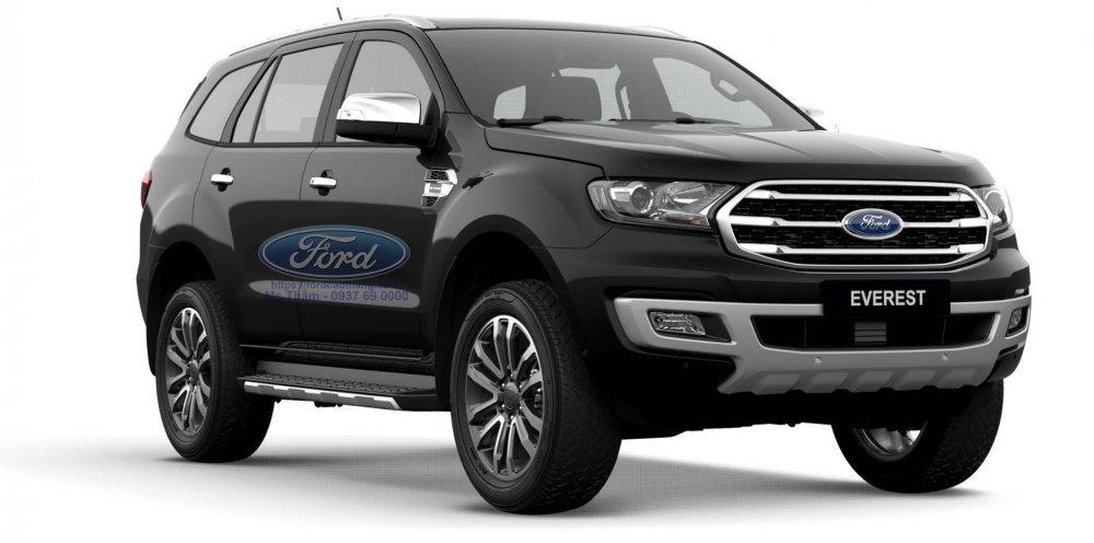 Bảng giá xe ford 2017 với giá niêm yết tăng lên 7 triệu