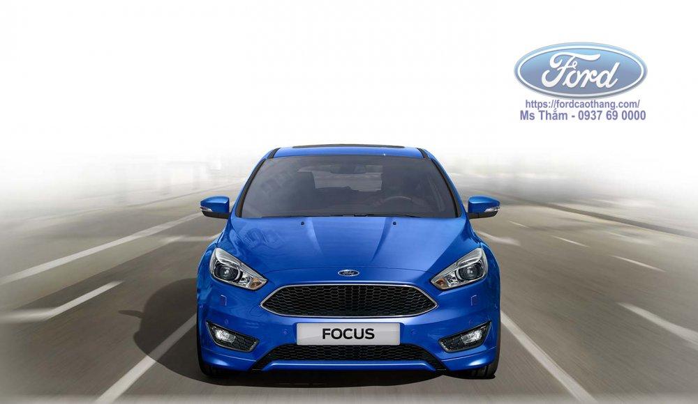 Bảng giá xe ford focus mới nhất 2020 kèm đánh giá tổng quan