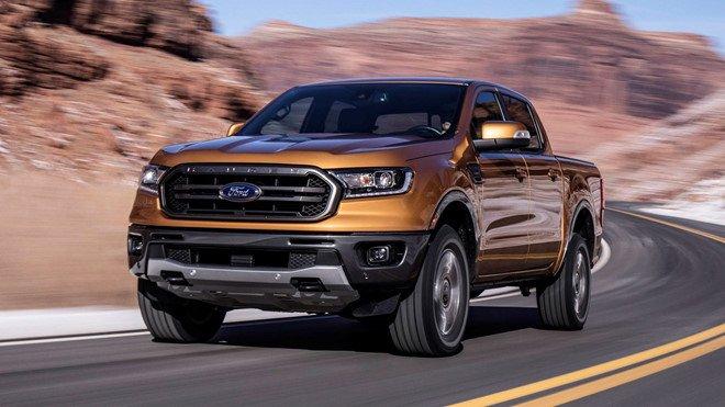 Bảng giá xe ford ranger 2019 - xe bán tải cập nhật mới nhất 2020