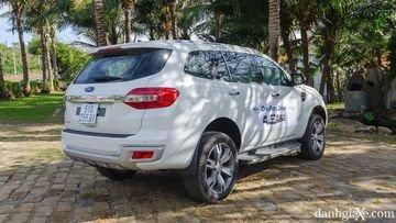 Báo giá xe ford everest 2017 kèm đánh giá tổng quan
