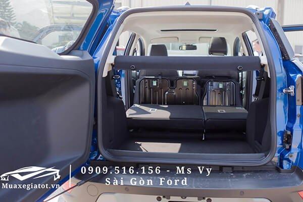 Cập nhật giá xe ford ecosport 2020 mới nhất cùng đánh giá sơ bộ