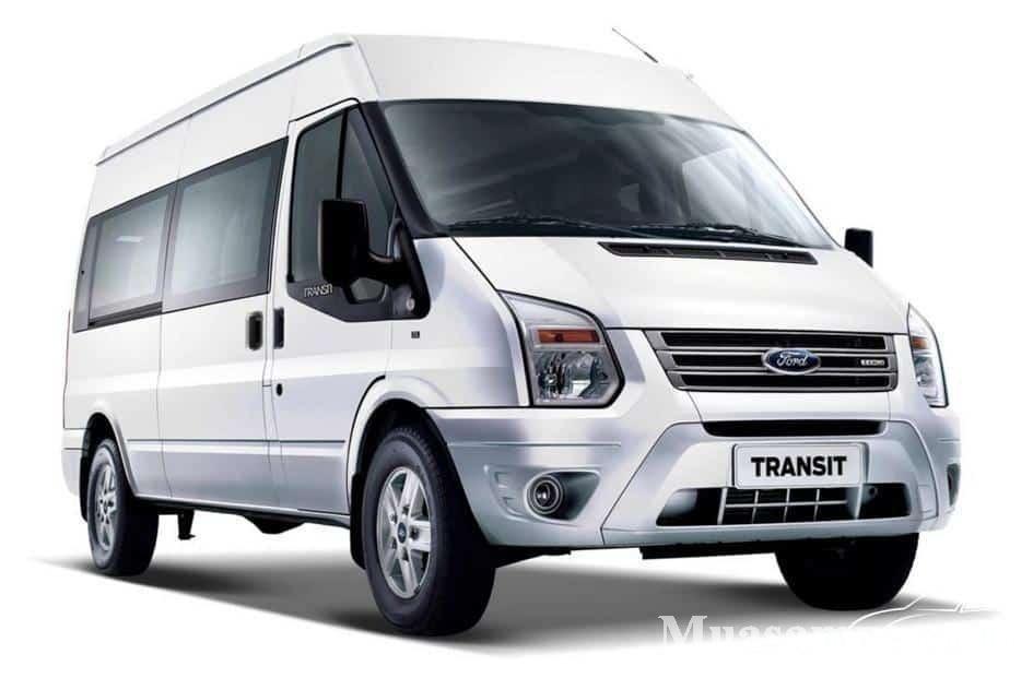 Đánh giá sơ bộ ford transit 2018 về ưu nhược điểm và độ an toàn