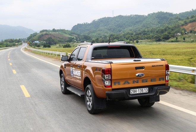 Đánh giá ưu nhược điểm ford ranger 2018 sau những thay đổi đáng kể