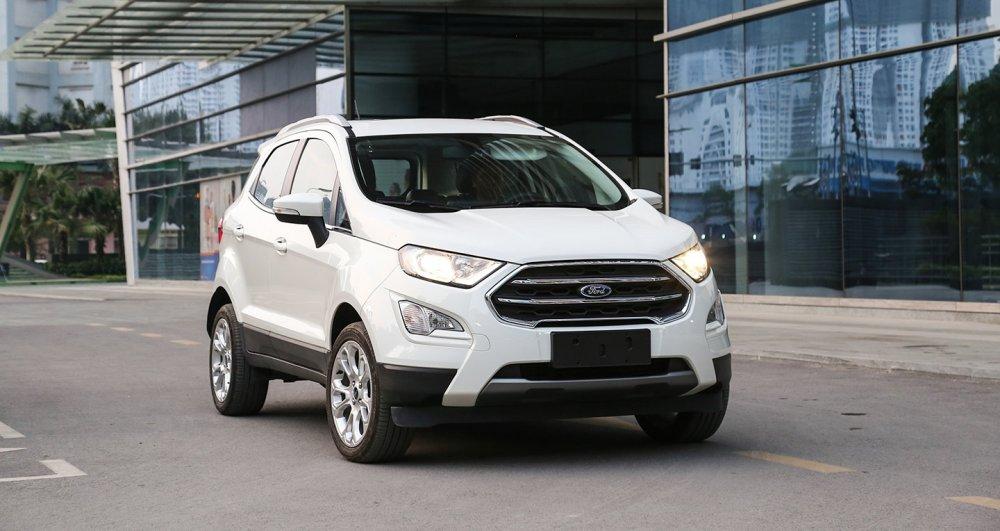 đánh giá xe ford ecosport 2018 sơ bộ qua bước chuyển mình mạnh mẽ