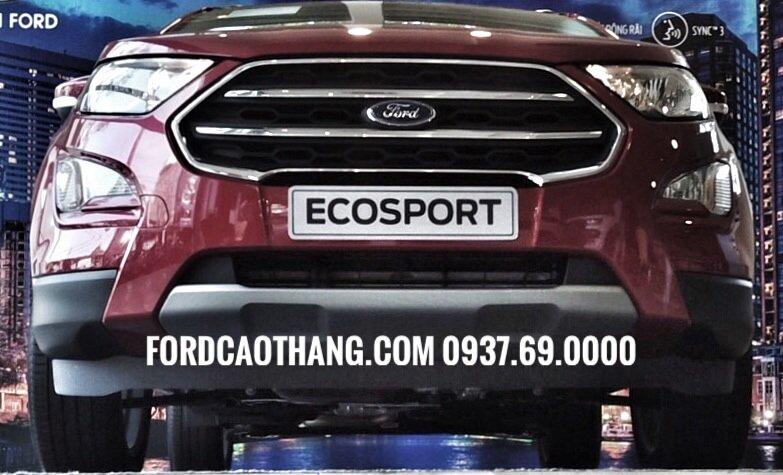 Đánh giá xe ford ecosport 2019 tổng quan - sự thay đổi đáng ngờ