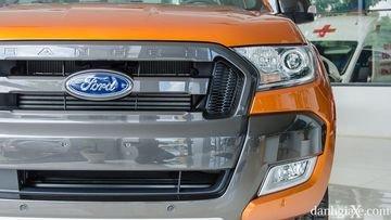 Đánh giá xe ford ranger 2017 tổng quan - nhập khẩu trực tiếp từ Thái Lan