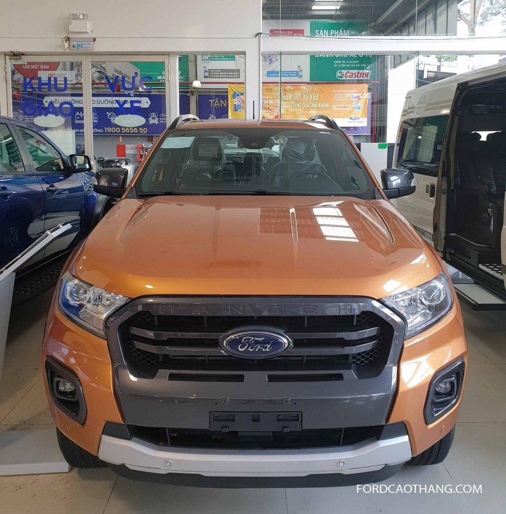 Đánh giá xe ford ranger 2020 tổng quan - ông vua xe bán tải
