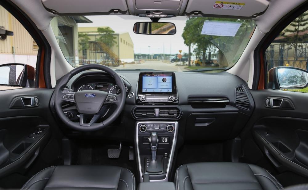 Giá xe ford ecosport khuyên mãi mới nhất 2020 kèm hình ảnh, thông số