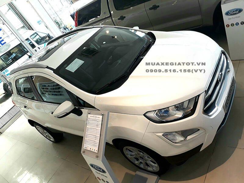 Giá xe ford titanium kèm đánh giá Ford Ecosport Titanium 1.5L AT