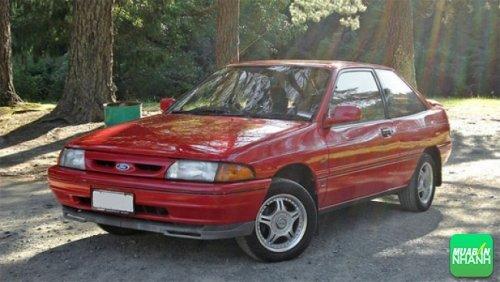Kinh nghiệm mua xe ford laser cũ giá chỉ từ 200 triệu không bị hố