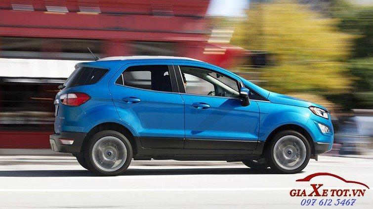 Xem xét các thông số của ford ecosport. Có nên mua không?