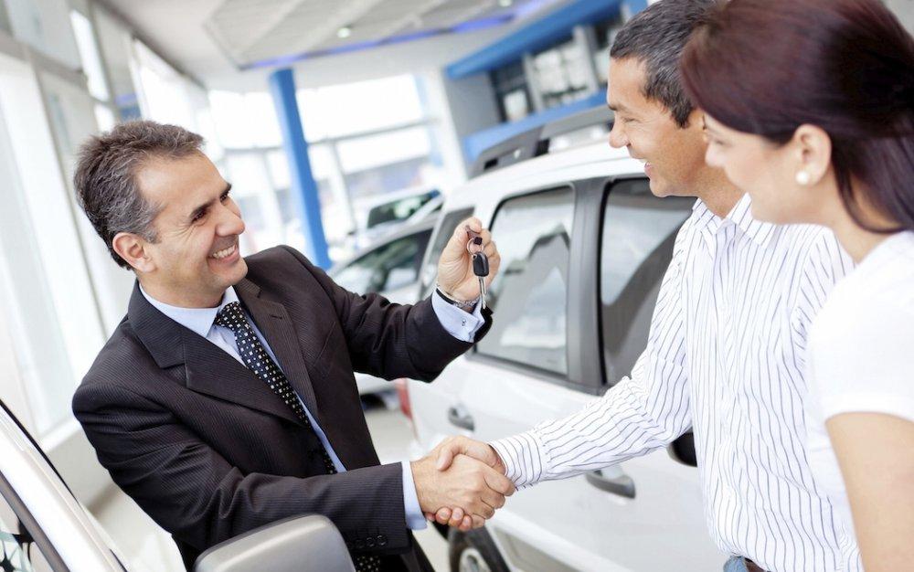 Nghề sale ô tô và những điều cần biết