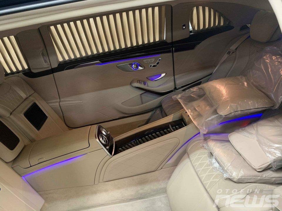 Top những mẫu xe có nội thất sang trọng bậc nhất