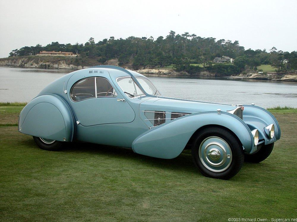 Top những mẫu xe ô tô cổ đẹp nhất mọi thời đại