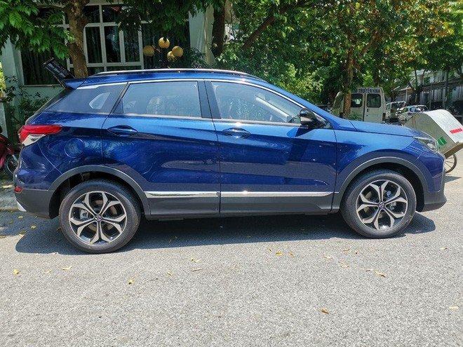 BAIC X55 thiết kế như Hyundai Tucson, giá dưới 600 triệu đồng