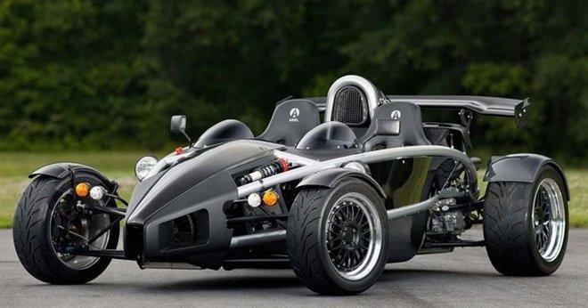 Những chiếc xe siêu nhỏ nhưng có sức mạnh 'khủng long' - 2