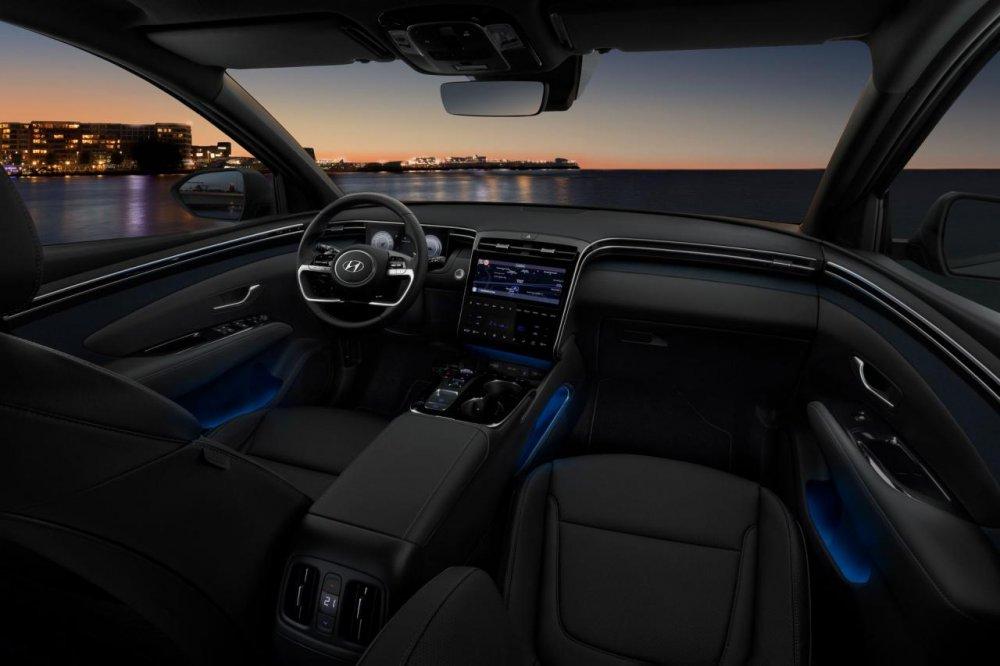 Hyundai Tucson 2021 ra mắt Hàn Quốc, thay đổi quá nhiều