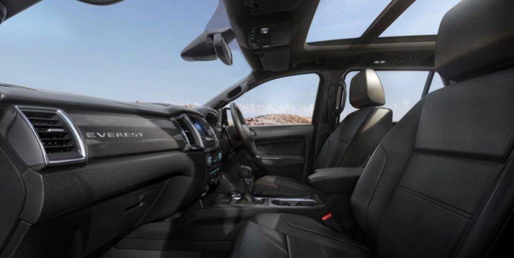 Ford Everest 2021 vừa ra mắt thay đổi những gì? | VOV.VN