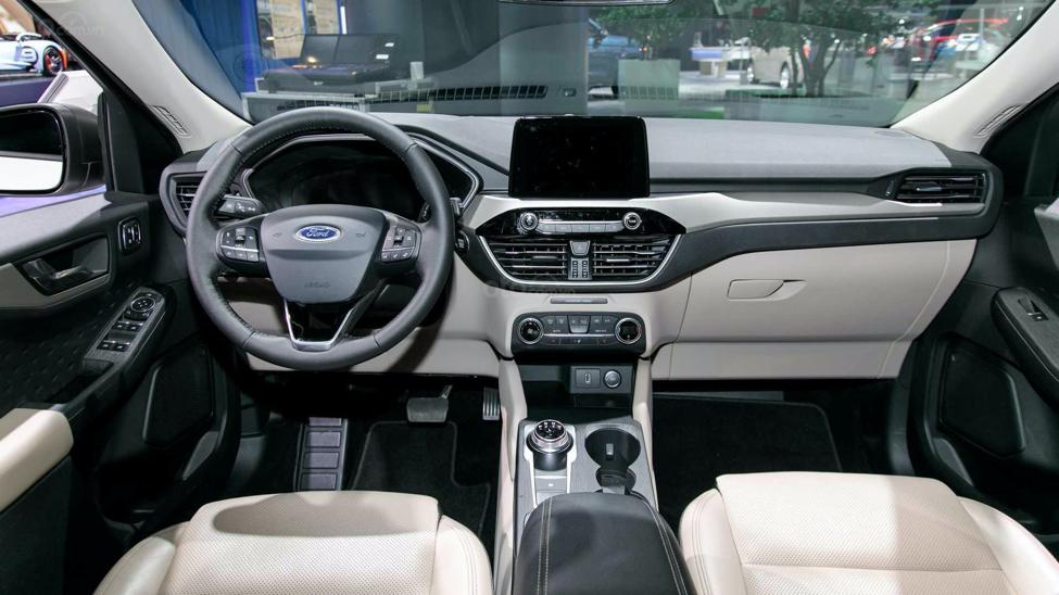 Đánh giá Ford Escape 2021, Dòng xe chiến lược của Ford trong năm nay