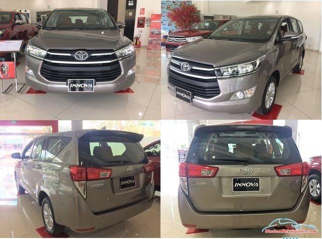 Nên mua Toyota Innova E số sàn hay Innova G kinh doanh dịch vụ, Grab?