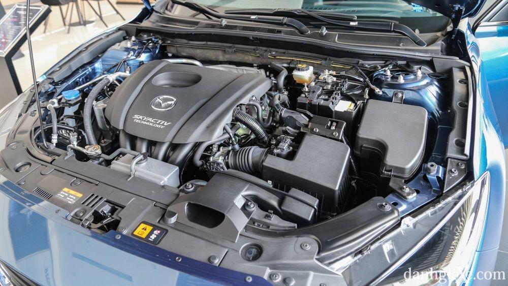 Đánh giá sơ bộ xe Mazda 3 2019