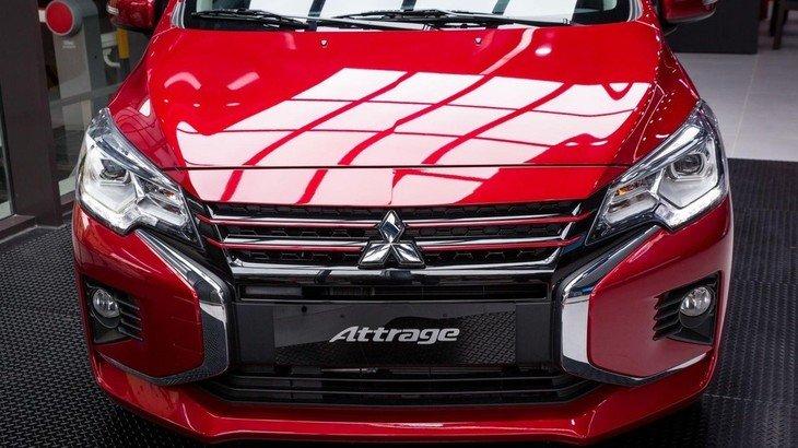 Giá xe Mitsubishi Attrage 2021 và khuyến mãi tháng 1/2021
