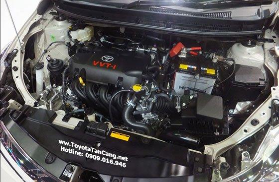 Vì sao Toyota Vios chỉ sử dụng một loại động cơ trong suốt 3 thế hệ ?