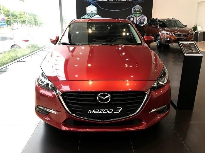 Mazda 3 2019 1.5L sedan giá bán kèm khuyến mãi 9/2019