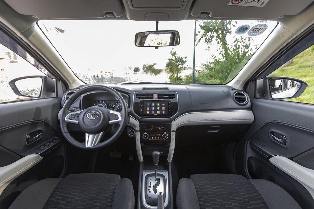 Nội thất xe Toyota Rush 2021 - Ảnh 2.