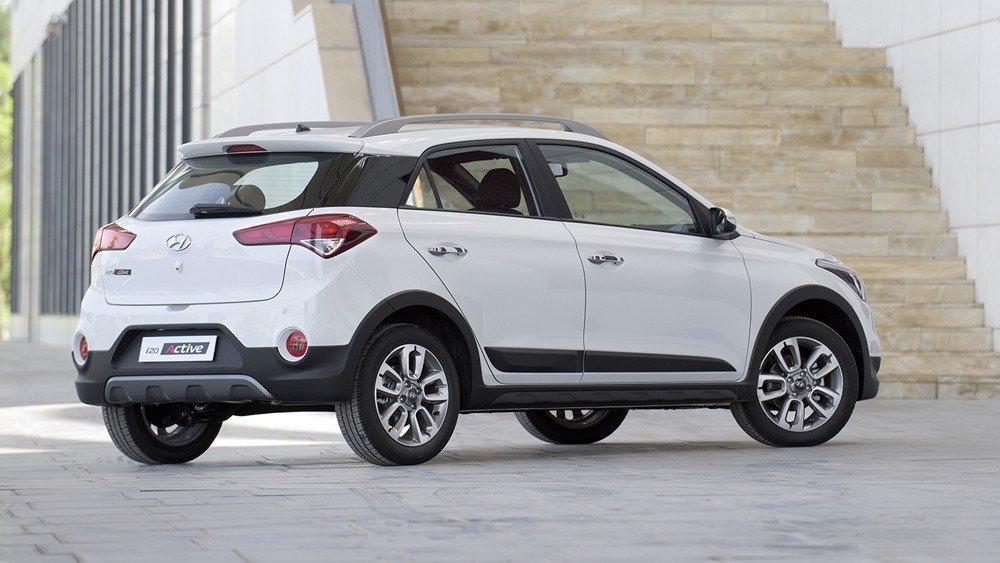 So sánh Hyundai i20 Active và Ford EcoSport