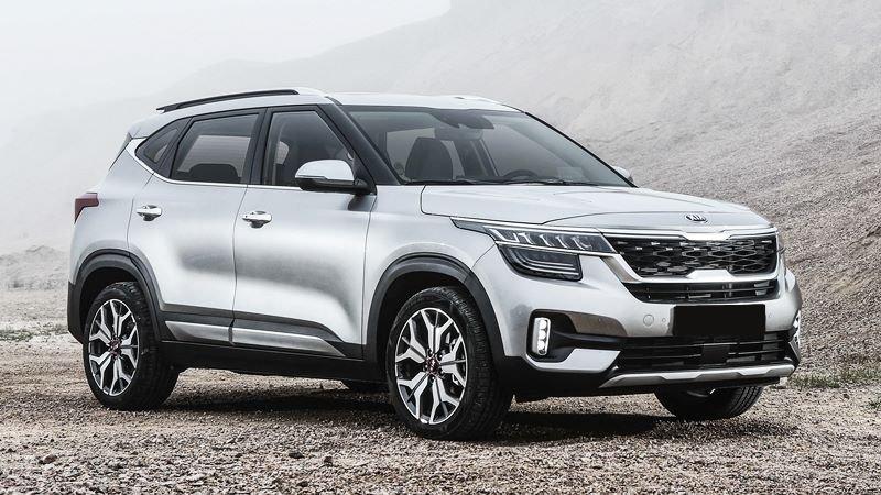 Chi tiết xe SUV KIA Seltos 2020 hoàn toàn mới