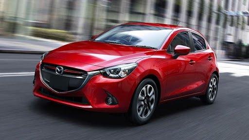 Mazda 2 nhập khẩu Thái Lan bán ra từ 509-599 triệu đồng
