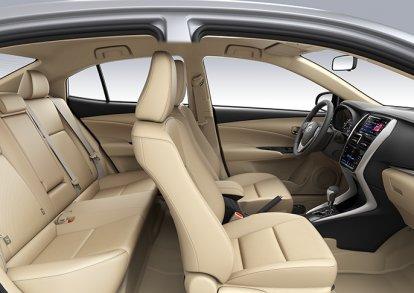 Sedan hạng B: Chọn Toyota Vios hay Mazda 2 cho gia đình