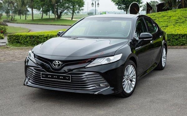 Thông số kỹ thuật Toyota Camry 2021 (2.0G & 2.5Q) chính thức từ Toyota