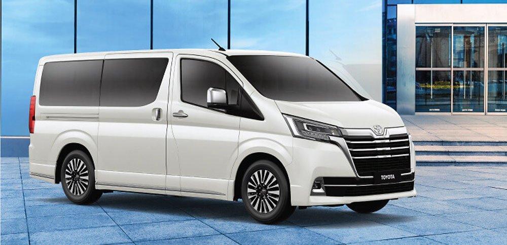 Toyota Granvia 2020: Thông tin - Giá - Khuyến mãi Mới | Cần Thơ Auto