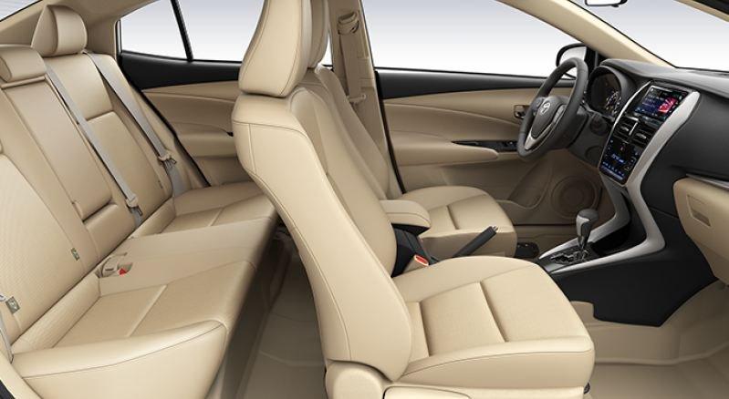 So sánh Toyota Vios E CVT và Vios G 2020, nên mua bản nào?