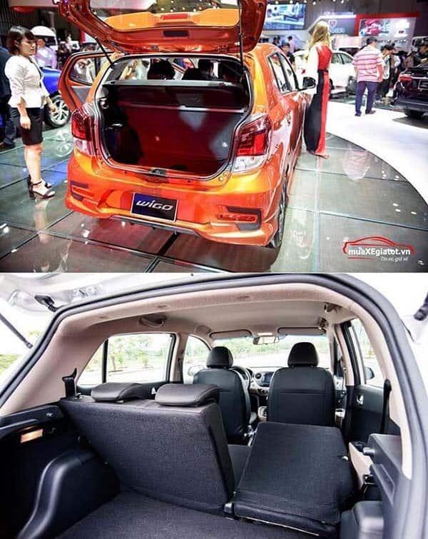 So sánh Toyota Wigo 2020 và Hyundai i10 2020 - muaxegiatot.vn