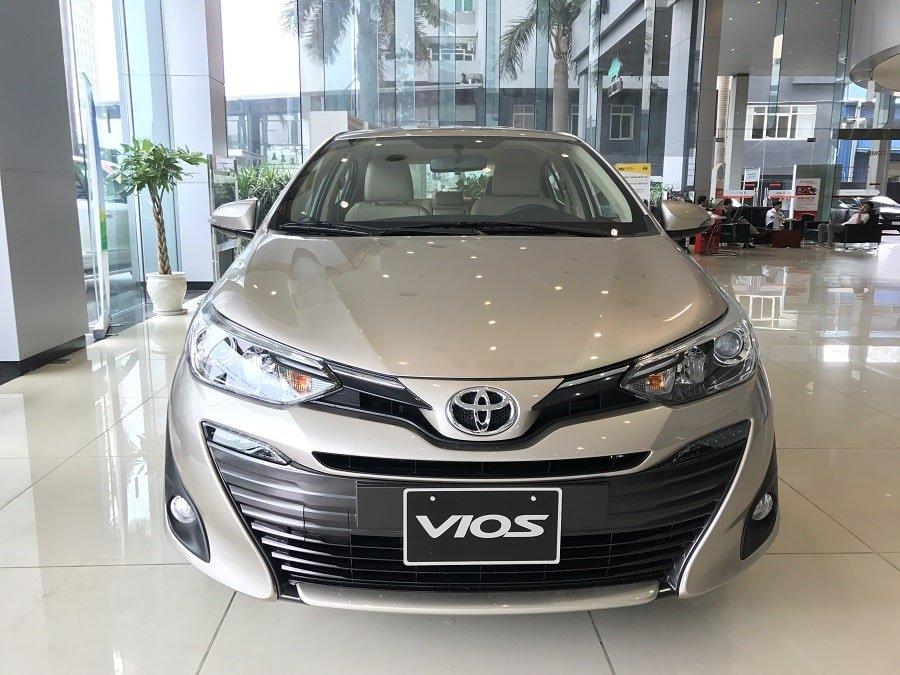 Toyota Vios 1.5 G CVT - Thông số kỹ thuật, hình ảnh chi tiết