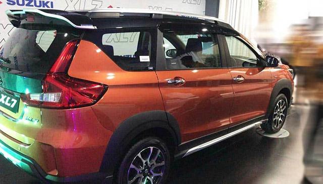 than xe suzuki xl7 2020 muaxegiatot vn - Chi tiết Suzuki XL7 2021 đấu Mitsubishi Xpander