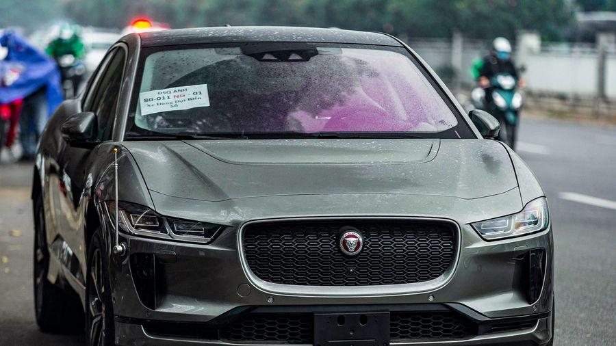 Chi tiết xe điện Jaguar I-Pace đầu tiên tại Việt Nam - Zing - Tri thức trực  tuyến