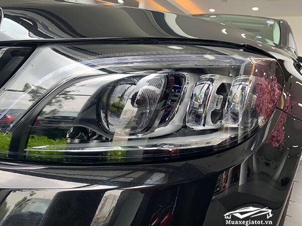 den pha xe mercedes c200 2019 muaxegiatot vn 18 - Những công nghệ nổi bật trên Mercedes C200 2021