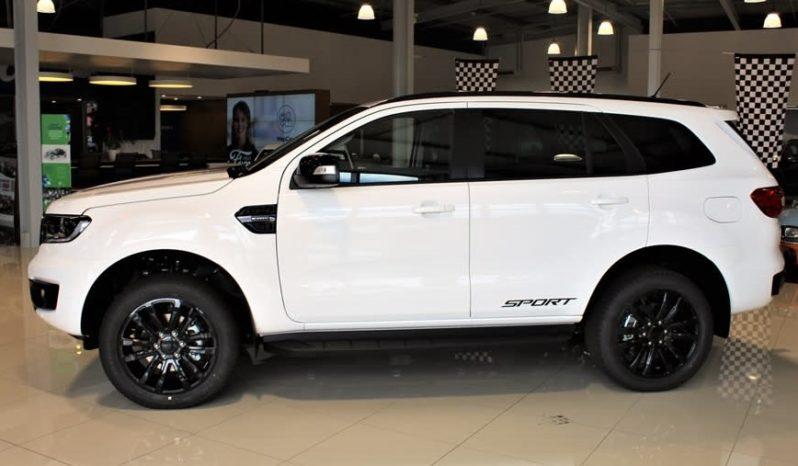 Ford Everest Sport 4x2 AT 2021 Mới Giá Bán Tốt Nhất Nhiều Khuyến Mại