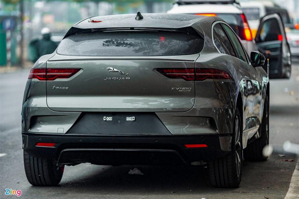 Chi tiết xe điện Jaguar I-Pace đầu tiên tại Việt Nam - Doanh nghiệp Việt Nam